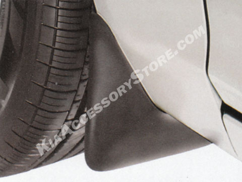 Kia Amanti Splash Guards