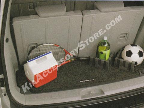 Kia Borrego Cargo Logic System
