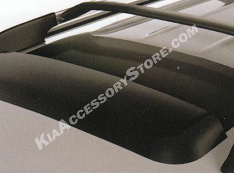 Kia Borrego Sunroof Deflector