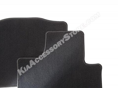 Kia Cadenza Carpeted Floor Mats
