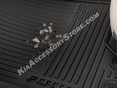 Kia Forte All Weather Floor Mats