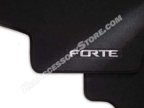 Kia Forte Carpeted Floor Mats
