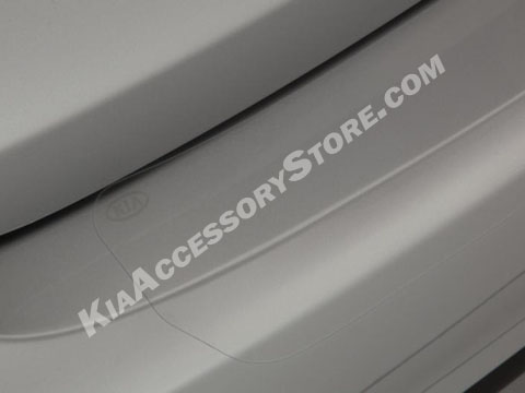 Kia Forte Rear Bumper Applique