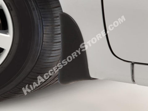 Kia Forte Splash Guards