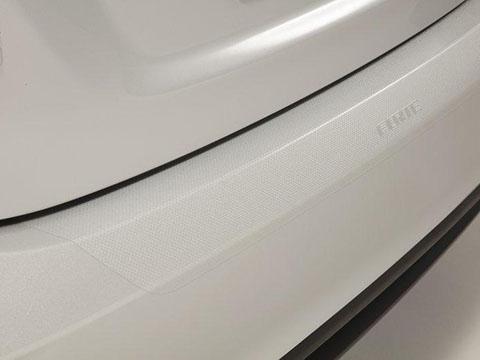 Kia Forte Rear Bumper Applique