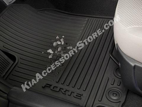 Kia Forte All Weather Floor Mats