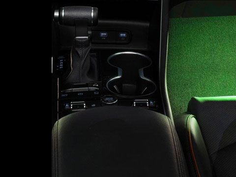 Kia K5 Interior LED Kit