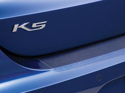 Kia K5 Rear Bumper Applique