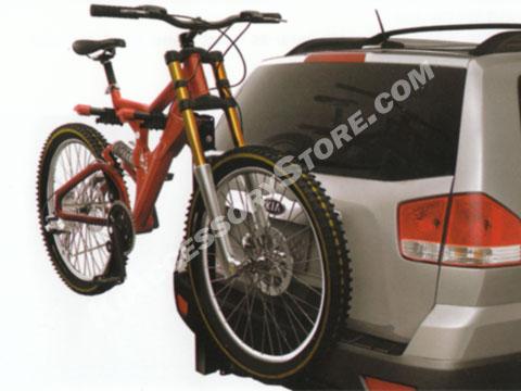 Kia Borrego Hitch Bike Carrier