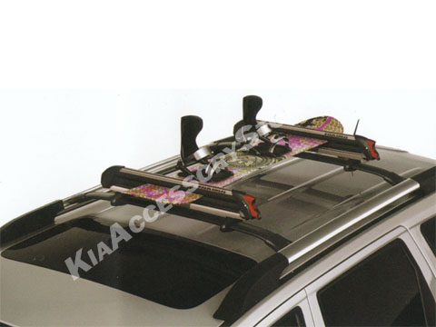 Kia Ski Carrier