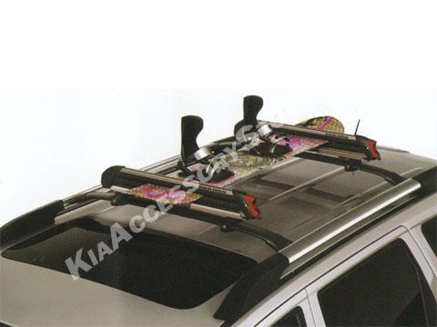 Kia Ski Carrier