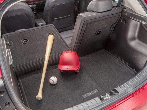 Kia Niro Cargo Mat with Seat Back Protector