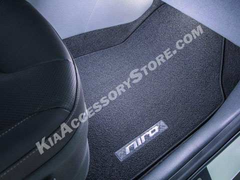 Kia Niro Carpeted Mats
