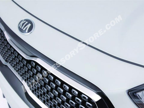 Kia Niro Hood Applique