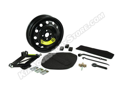 Kia Niro Spare Tire Kit