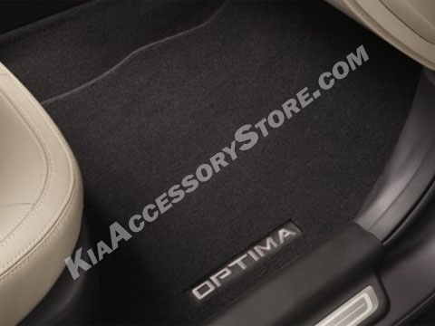 2011+ Kia Optima Carpeted Floor Mats