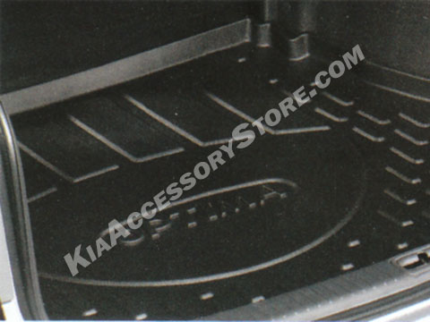 Kia Optima Cargo Tray