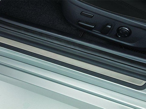 Kia Optima Alloy Door Sill Plates