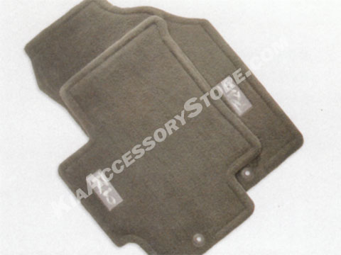 Kia Rio Carpeted Floor Mats