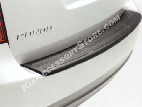 Kia Rondo Rear Bumper Protector