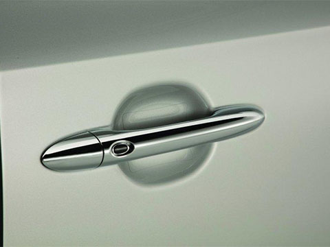 Kia Sedona Clear Door Pocket Protectors