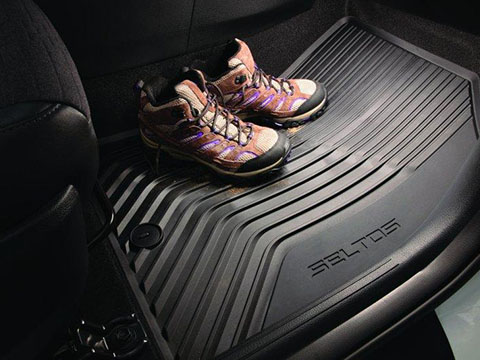 Kia Seltos All Weather Mats
