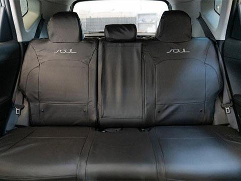 Kia Seltos Rear Seat Cover