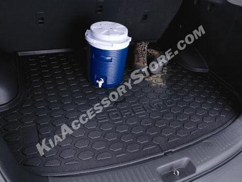 Kia Sorento Cargo Tray