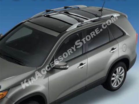 2011 Kia Sorento Cross Bars