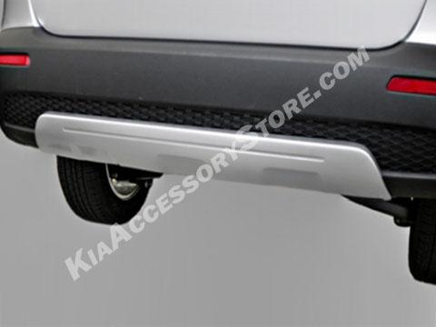 Kia Sorento Rear Skid Plate