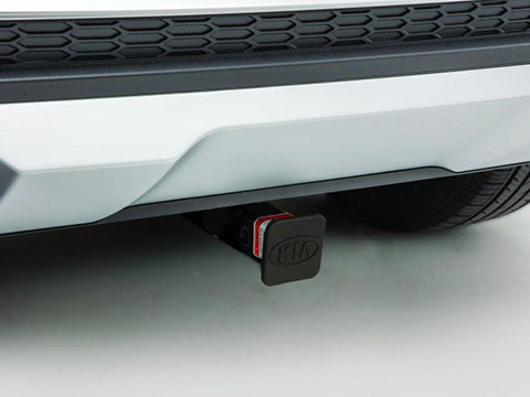 Kia Soul Hitch