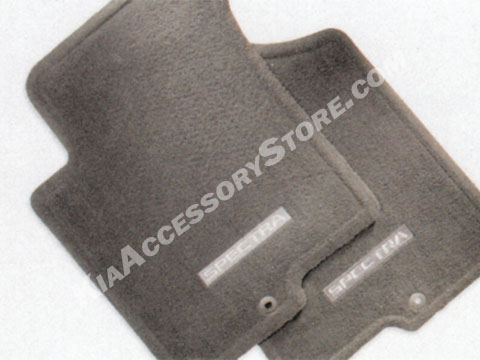 Kia Spectra Carpeted Floor Mats