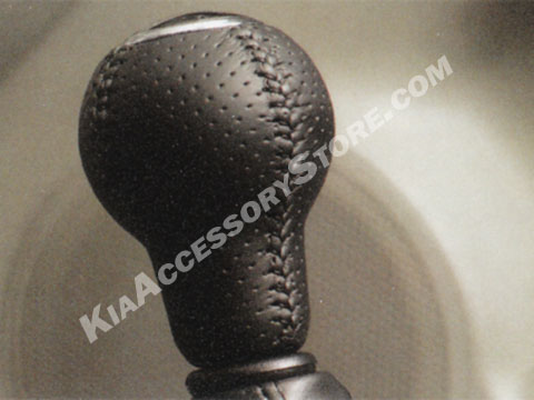 Kia Spectra Leather Shift Knob