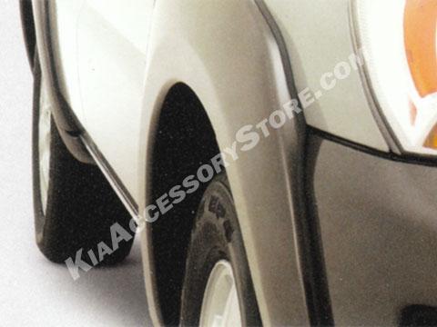 Kia Sportage Fender Flares
