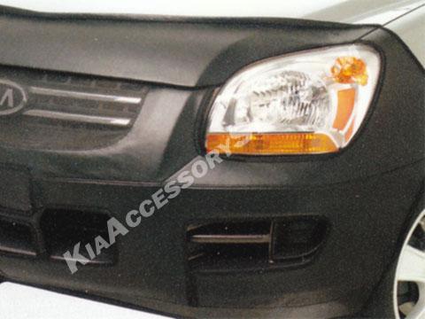 Kia Sportage Front Mask