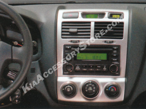 Kia Sportage Panel Trim