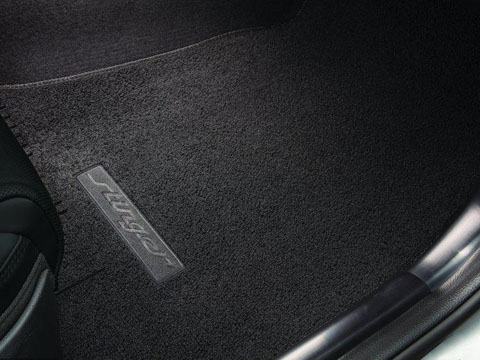 Kia Stinger Carpeted Floor Mats