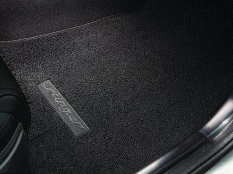 Kia Stinger Carpeted Floor Mats