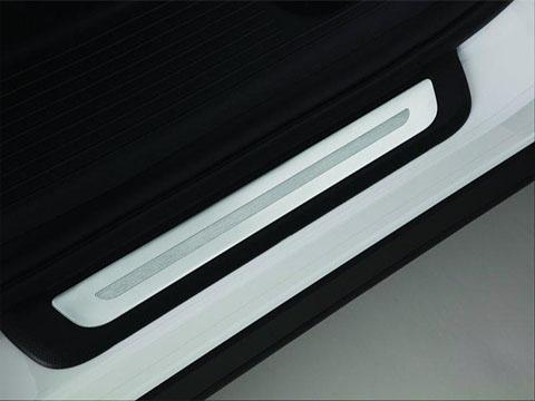 Kia Telluride Aluminum Door Sill Plates