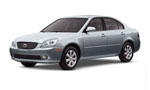2008 Kia Optima Information