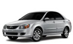 Kia Spectra Information Page