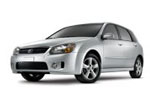 Kia Spectra5 Information Page