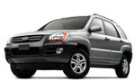 2007-2010 Kia Sportage Accessories