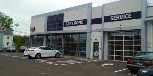 Gary Rome Kia and Kia Accessory Store